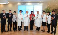서울대 암병원 첫 환자 방문