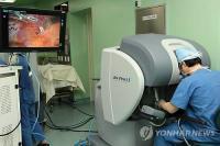 동남권의학원, 지역 첫 폐암 로봇수술 성공
