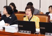 국감 질의하는 권미혁 의원