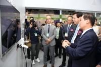 '에너지플러스 2016' 참석한 주형환장관