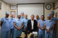 내시경 척추 신의술 '한수' 배우러 지구 반대편 찾아오는 해외 전문의들