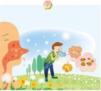 [메디체크]꽃가루와 미세먼지에 고통받는 알레르기 비염 똑똑하게 극복하기
