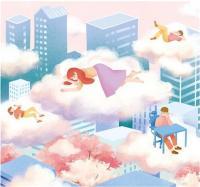[메디체크]나른한 봄날 쏟아지는 졸음,'춘곤증'도 병인가요?