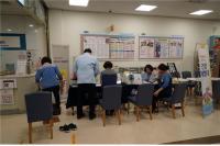 건협 서울서부지부, 가정의 달 맞이 홈플러스 김포풍무점에서 건강체험터 운영 실시